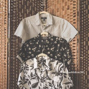 3 Patio Shirts Bundle